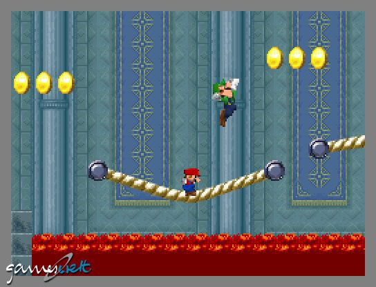 New Super Mario Bros. (DS)  Archiv - Screenshots - Bild 15