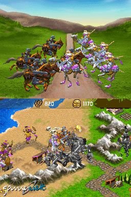 Age of Empires: The Age of Kings (DS) Archiv - Screenshots - Bild 8