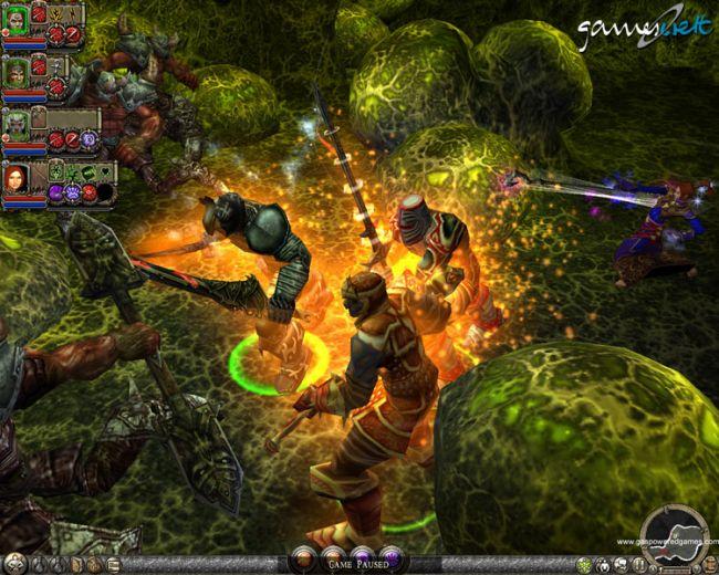 Dungeon Siege 2  Archiv - Screenshots - Bild 17