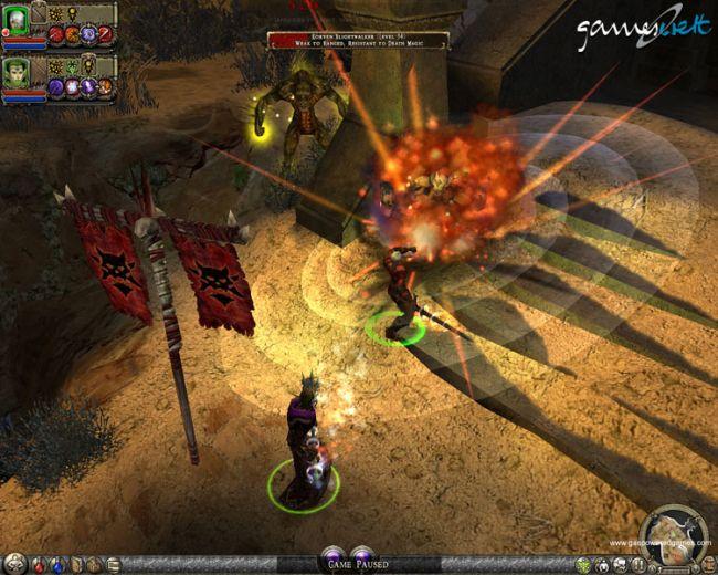 Dungeon Siege 2  Archiv - Screenshots - Bild 20