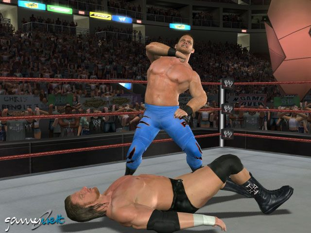 WWE Day of Reckoning 2  Archiv - Screenshots - Bild 27