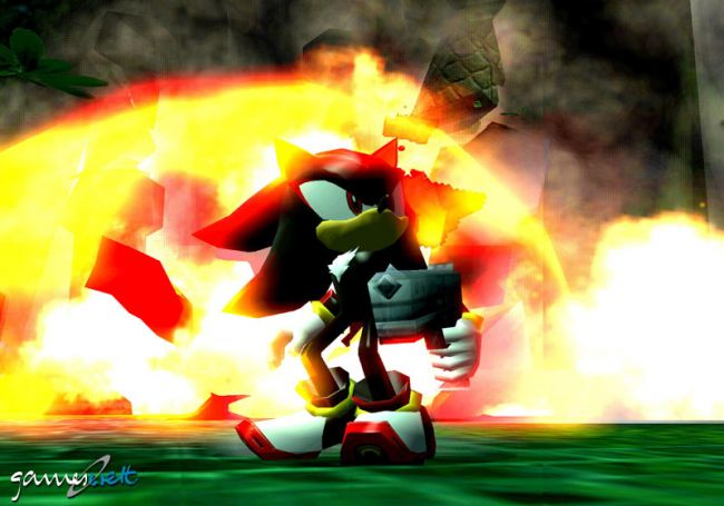 Shadow the Hedgehog  Archiv - Screenshots - Bild 44