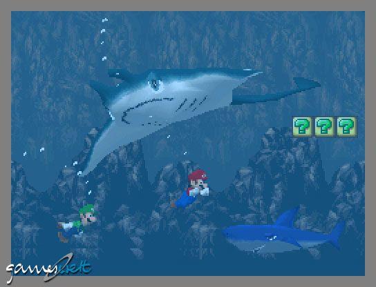 New Super Mario Bros. (DS)  Archiv - Screenshots - Bild 18