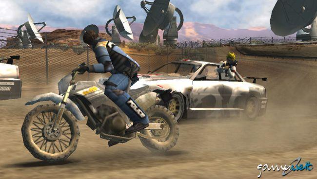 Pursuit Force (PSP)  Archiv - Screenshots - Bild 7