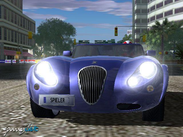 World Racing 2  Archiv - Screenshots - Bild 2