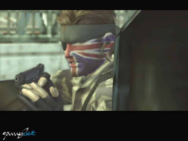 Metal Gear Solid 3: Subsistence  Archiv - Screenshots - Bild 31