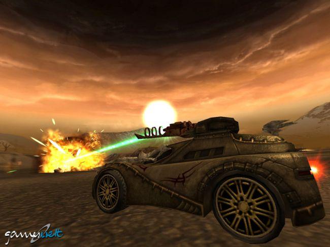 Auto Assault  Archiv - Screenshots - Bild 89