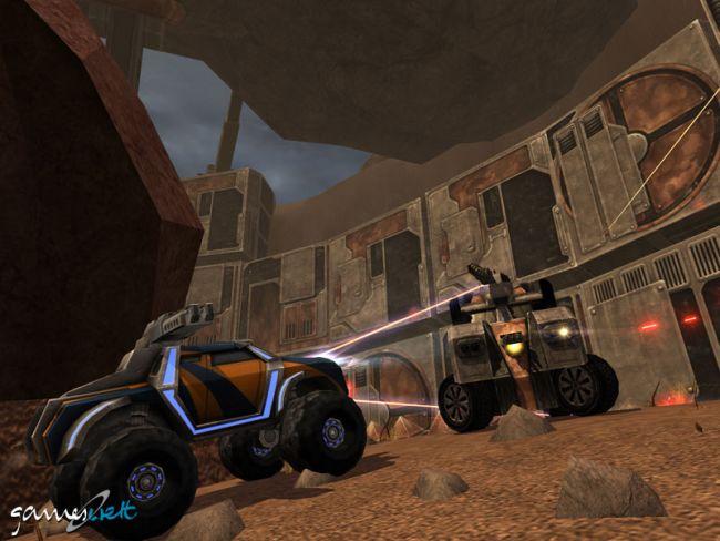 Auto Assault  Archiv - Screenshots - Bild 93