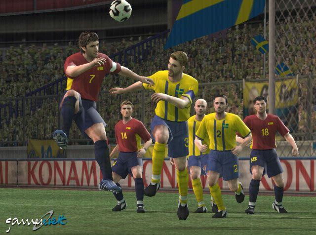 Pro Evolution Soccer 5  Archiv - Screenshots - Bild 32