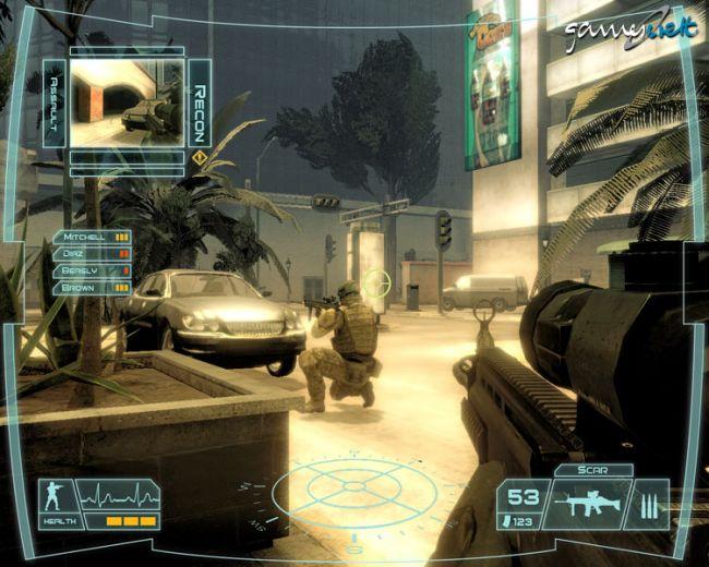 Ghost Recon: Advanced Warfighter  Archiv - Screenshots - Bild 54