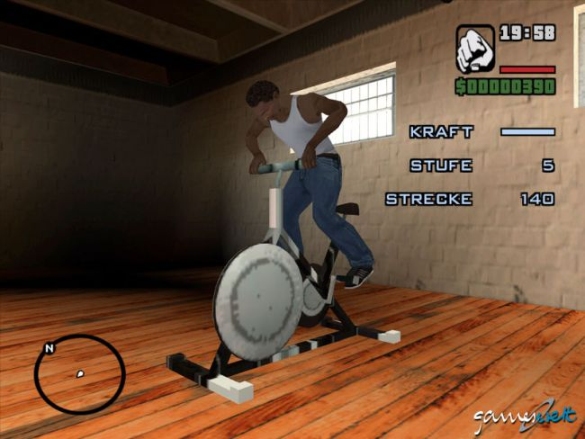 Grand Theft Auto: San Andreas  Archiv - Screenshots - Bild 3
