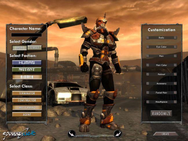 Auto Assault  Archiv - Screenshots - Bild 96