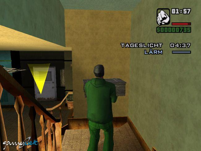 Grand Theft Auto: San Andreas  Archiv - Screenshots - Bild 5