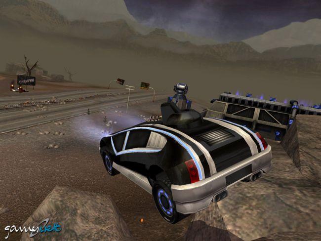 Auto Assault  Archiv - Screenshots - Bild 85