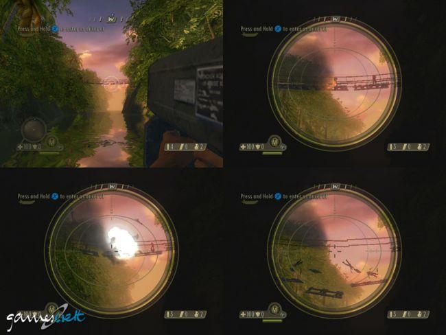 Far Cry Instincts  Archiv - Screenshots - Bild 98
