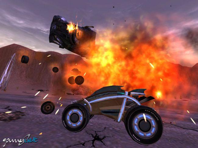 Auto Assault  Archiv - Screenshots - Bild 87