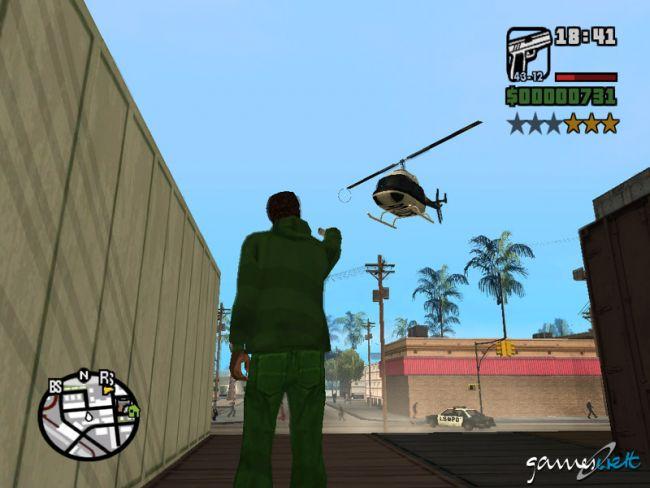 Grand Theft Auto: San Andreas  Archiv - Screenshots - Bild 6
