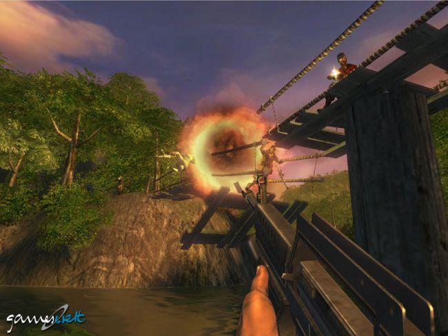 Far Cry Instincts  Archiv - Screenshots - Bild 105