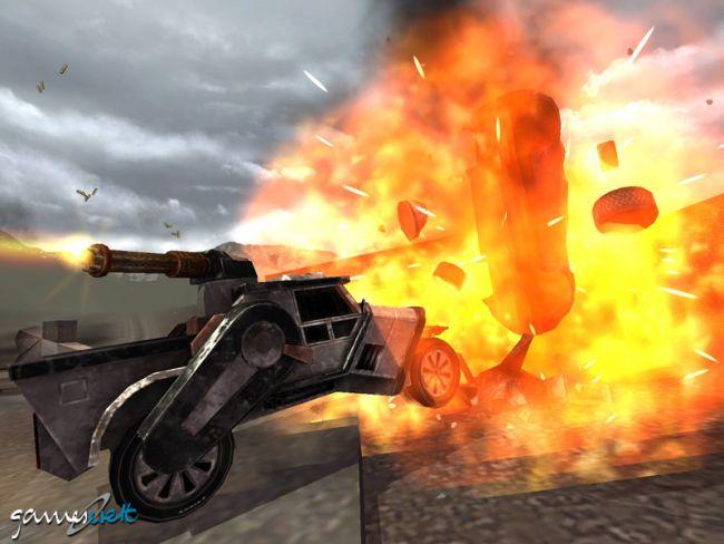 Auto Assault  Archiv - Screenshots - Bild 82