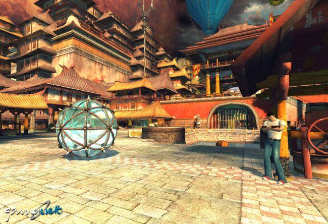 Serious Sam 2  Archiv - Screenshots - Bild 37