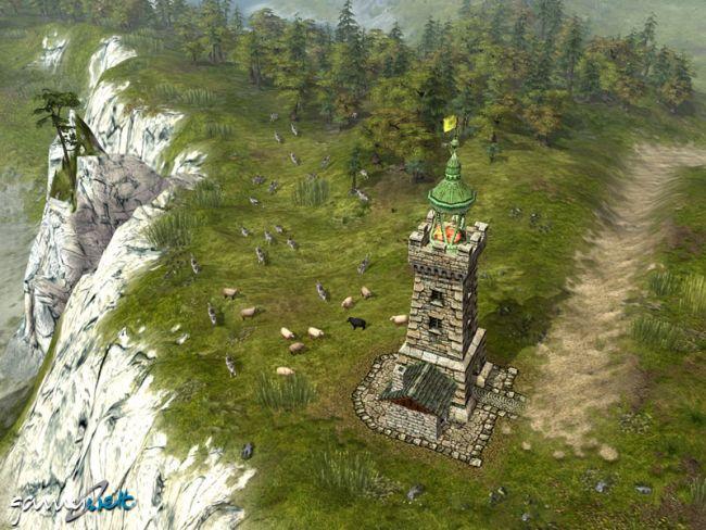 Siedler: Das Erbe der Könige - Legenden  Archiv - Screenshots - Bild 7