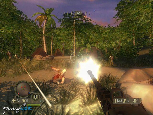 Far Cry Instincts  Archiv - Screenshots - Bild 96
