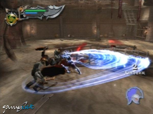 God of War  Archiv - Screenshots - Bild 11