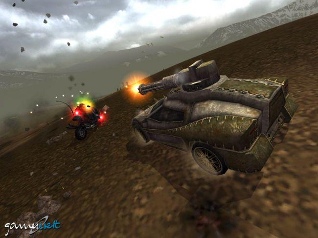 Auto Assault  Archiv - Screenshots - Bild 90