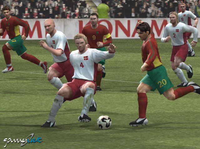 Pro Evolution Soccer 5  Archiv - Screenshots - Bild 38