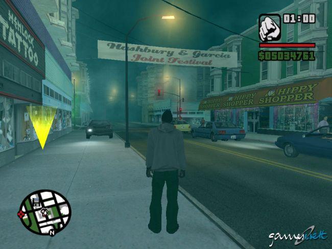 Grand Theft Auto: San Andreas  Archiv - Screenshots - Bild 10