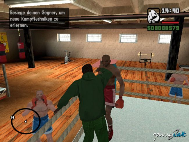 Grand Theft Auto: San Andreas  Archiv - Screenshots - Bild 8