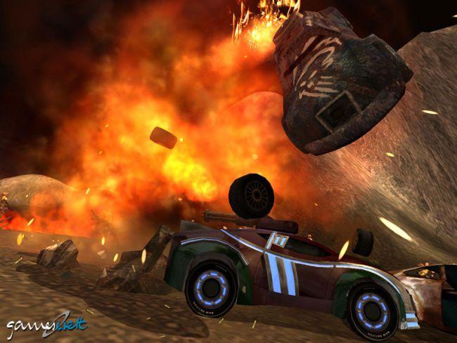 Auto Assault  Archiv - Screenshots - Bild 86