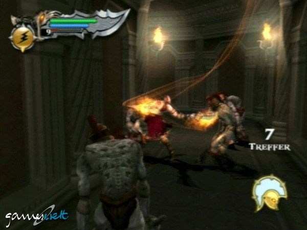 God of War  Archiv - Screenshots - Bild 3