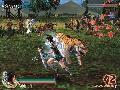 Dynasty Warriors 5  Archiv - Screenshots - Bild 4