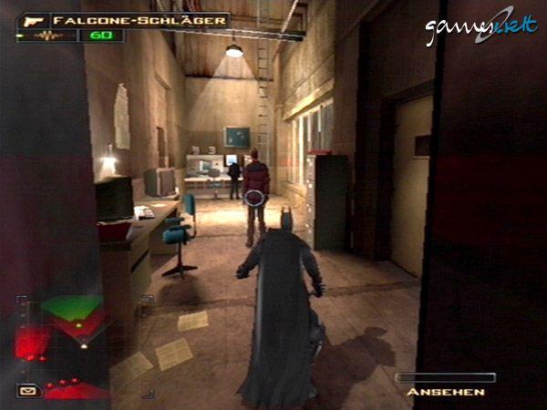 Batman Begins  Archiv - Screenshots - Bild 2