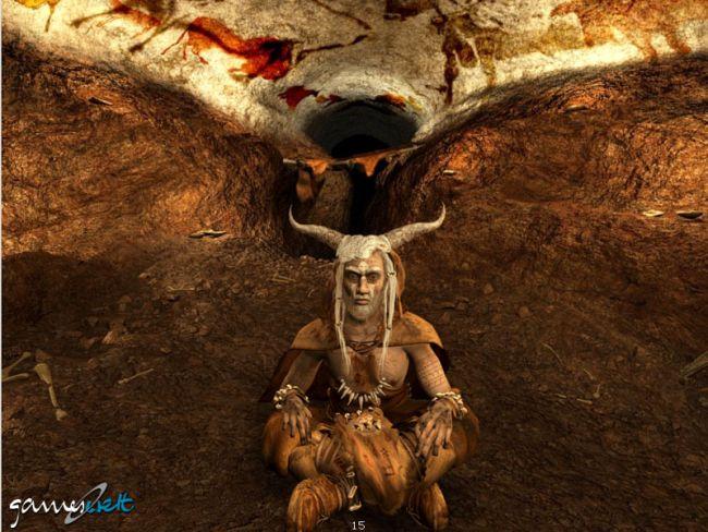 Тайна забытой пещеры / ECHO: Secrets of the Lost Cavern (2005/Rus/PC) RePac