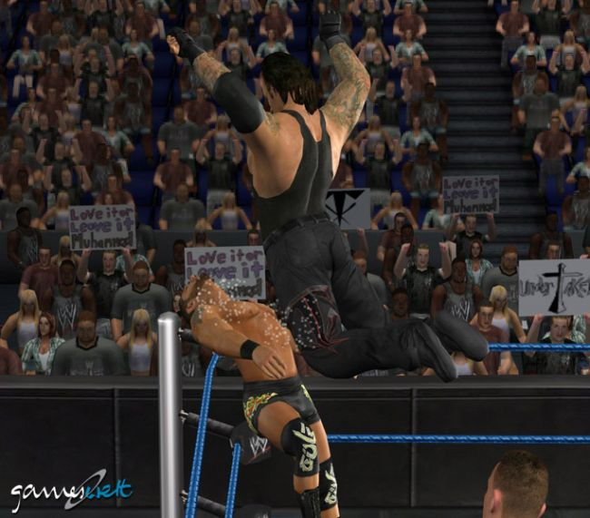 WWE Day of Reckoning 2  Archiv - Screenshots - Bild 11