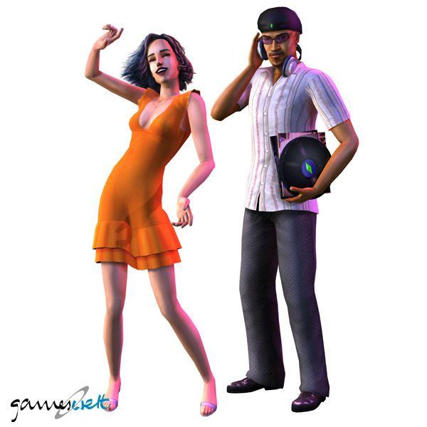 Die Sims 2: Nightlife  - Artworks - Bild 5