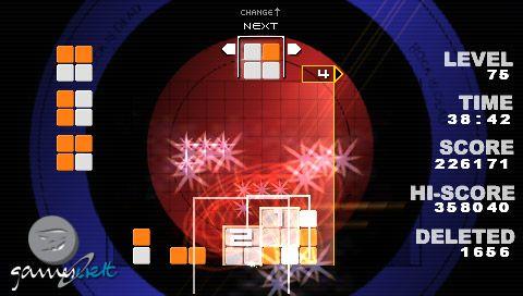 Lumines (PSP)  Archiv - Screenshots - Bild 9