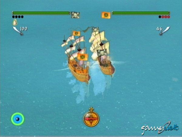 Pirates!  Archiv - Screenshots - Bild 4