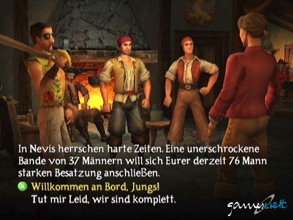 Pirates!  Archiv - Screenshots - Bild 2