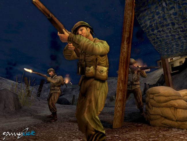 Call of Duty 2: Big Red One  Archiv - Screenshots - Bild 15