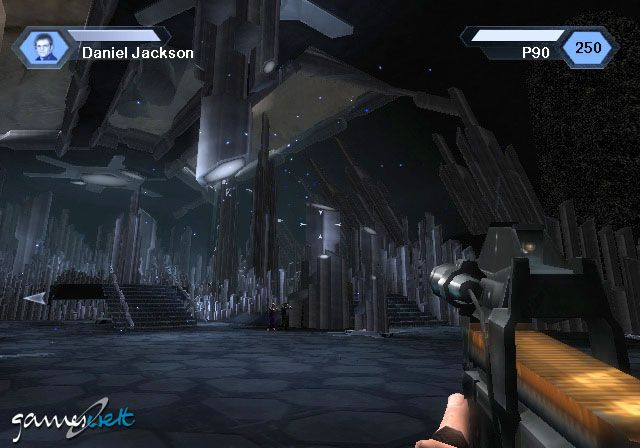 Stargate SG-1: The Alliance  Archiv - Screenshots - Bild 8