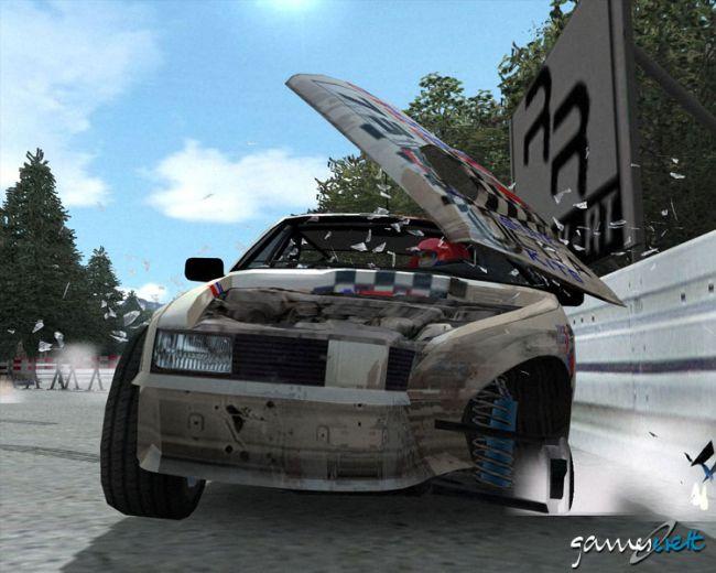 Cross Racing Championship 2005  Archiv - Screenshots - Bild 21