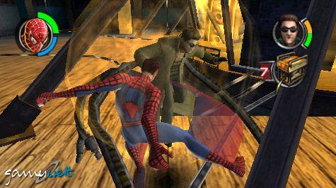 Spider-Man 2 (PSP)  Archiv - Screenshots - Bild 10