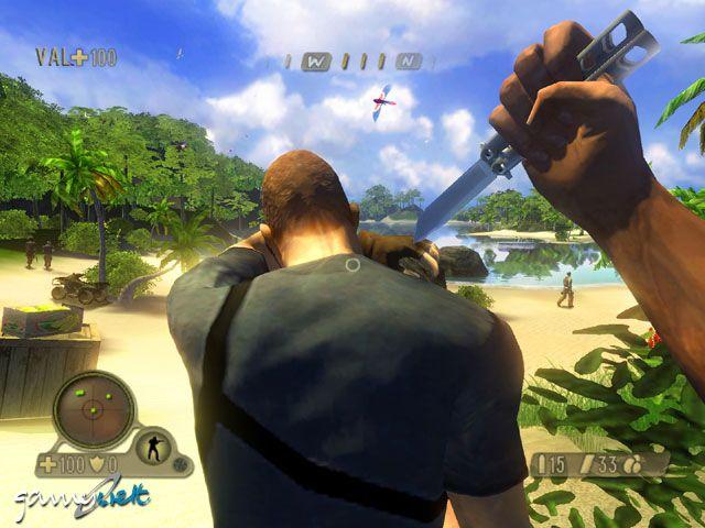 Far Cry Instincts  Archiv - Screenshots - Bild 64