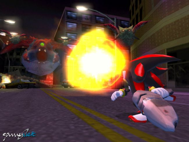 Shadow the Hedgehog  Archiv - Screenshots - Bild 37