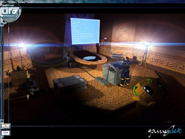 UFO: Aftershock  Archiv - Screenshots - Bild 27