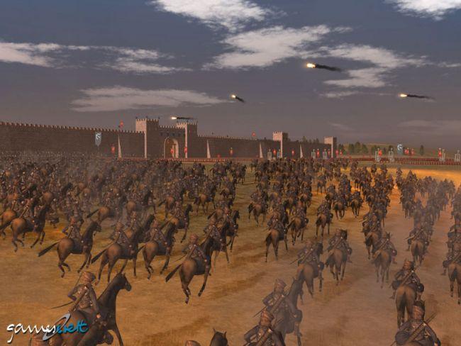 Rome: Total War - Barbarian Invasion  Archiv - Screenshots - Bild 50