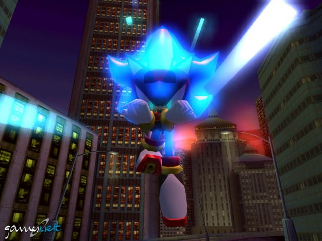 Shadow the Hedgehog  Archiv - Screenshots - Bild 33